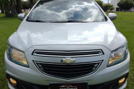 GM - Chevrolet ONIX HATCH LTZ 1.4 8V FlexPower 5p Mec. 2014 Flex