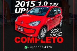 VW - VolksWagen up! take 1.0 T. Flex 12V 3p 2015 Flex