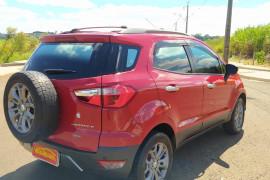 Ford EcoSport FREESTYLE 1.6 16V Flex 5p 2014 Flex