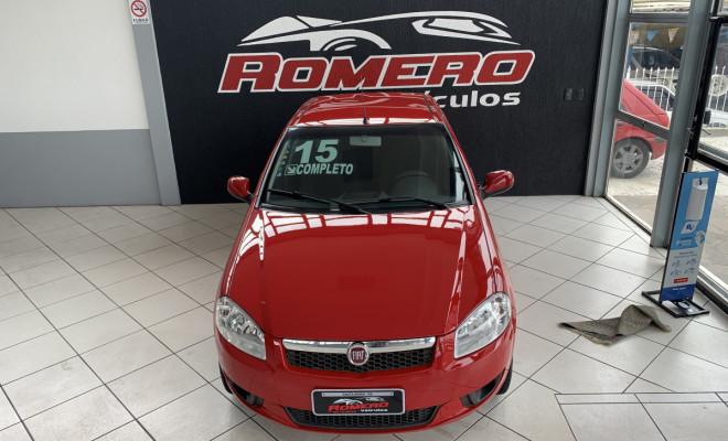 Fiat Siena EL 1.4 mpi Fire Flex 8V 4p 2015 Flex