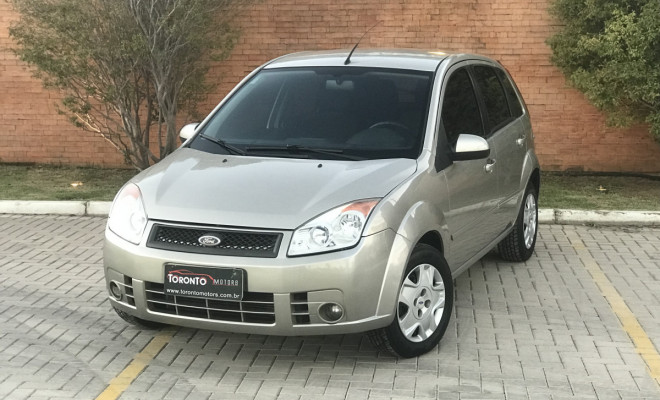 Ford Fiesta 1.6 8V Flex/Class 1.6 8V Flex 5p 2010 Flex