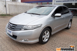 Honda CITY Sedan LX 1.5 Flex 16V 4p Aut. 2010 Gasolina