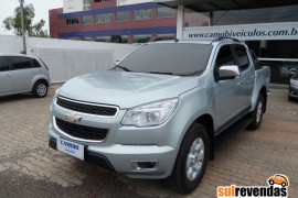 GM - Chevrolet S10 Pick-Up LTZ 2.4 F.Power 4x2 CD 2013 Gasolina