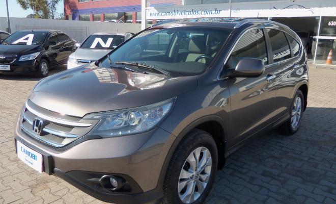 Honda CR-V EXL 2.0 16V 4WD/2.0 Flexone Aut. 2012 Gasolina