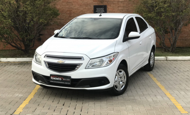GM - Chevrolet PRISMA Sed. LT 1.0 8V FlexPower 4p 2013 Flex