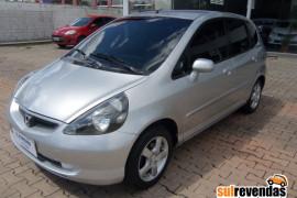Honda Fit EX/ S 1.5/ EX 1.5 Flex 16V 5p Mec. 2005 Gasolina