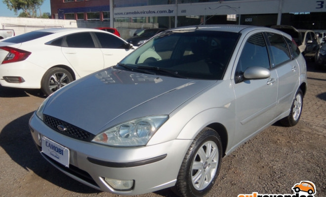 Ford Focus Ghia/ XR 2.0 /Ghia 2.0 16V Flex 5p 2004 Gasolina