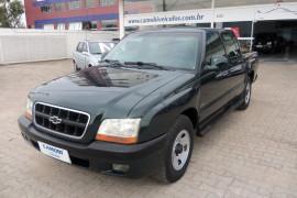 GM - Chevrolet S10 Pick-Up Luxe 2.8 4x2 CD TB Int.Dies. 2001 Diesel