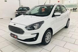 Ford Ka 1.5 Sedan SE 12V Flex 4p Mec. 2020 Gasolina
