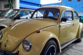 VW - VolksWagen Fusca 1980 Gasolina