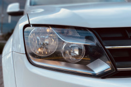VW - VolksWagen AMAROK Trendline CD 2.0 TDI 4X4 Dies Aut 2014 Diesel