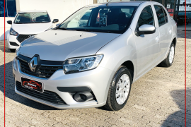 Renault LOGAN Zen Flex 1.0 12V 4p Mec. 2020 Flex