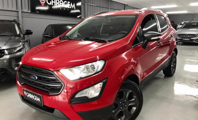 Ford EcoSport FREESTYLE 1.5 12V Flex 5p Mec. 2019 Flex