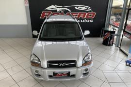 Hyundai Tucson 2.0 16V Flex Aut. 2015 Flex