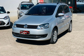 VW - VolksWagen SPACEFOX 1.6/ 1.6 Trend Total Flex 8V 5p