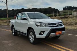 Toyota Hilux CD SR 4x4 2.8 TDI Diesel Aut. 2016 Diesel