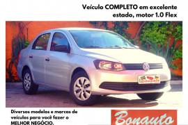 VW - VolksWagen VOYAGE 1.0/1.0 City Mi Total Flex 8V 4p 2015 Flex