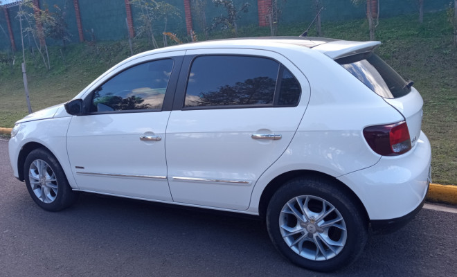 VW - VolksWagen Gol (novo) 1.6 Power/Highi T.Flex 8v 4P 2010 Flex