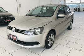 VW - VolksWagen VOYAGE 1.0/1.0 City Mi Total Flex 8V 4p 2014 Flex