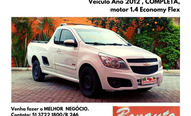 GM - Chevrolet MONTANA Sport 1.4 ECONOFLEX 8V 2p 2012 Flex