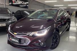 GM - Chevrolet CRUZE LTZ 1.4 16V Turbo Flex 4p Aut. 2018 Flex
