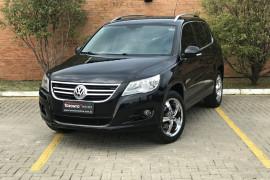 VW - VolksWagen TIGUAN 2.0 TSI 16V 200cv Tiptronic 5p 2010 Gasolina