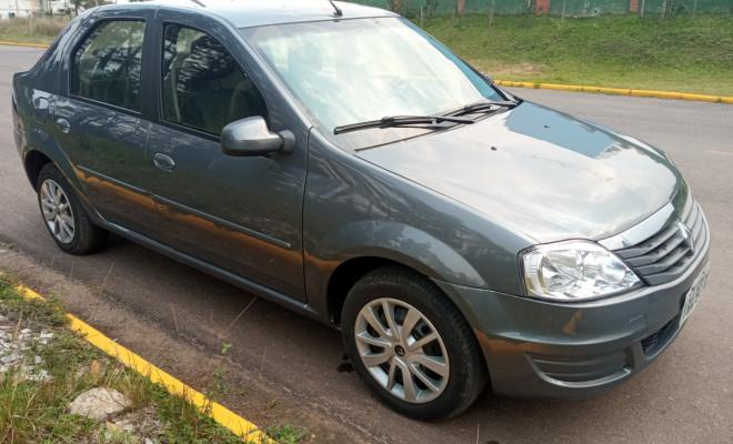 Renault LOGAN Expression Hi-Flex 1.6 8V 4p 2011 Flex