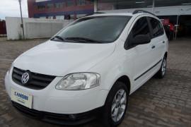 VW - VolksWagen SPACEFOX 1.6/ 1.6 Trend Total Flex 8V 5p 2007 Flex
