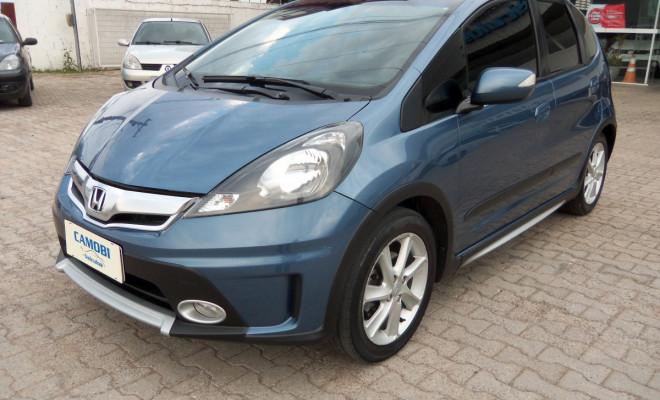 Honda Fit Twist 1.5 Flex 16V 5p Aut. 2013 Flex