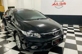 Honda Civic Sedan LXR 2.0 Flexone 16V Aut. 4p 2014 Flex