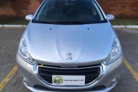 Peugeot 208 Allure 1.5 Flex 8V 5p 2014 Flex