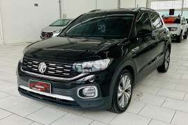 VW - VolksWagen T-Cross Highline 1.4 TSI Flex 16V 5p Aut 2020 Flex