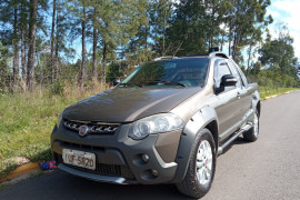Fiat Strada Adventure 1.8/ 1.8 LOCKER Flex CE 2013 Flex