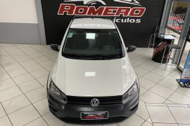 VW - VolksWagen Saveiro Robust 1.6 Total Flex 8V 2018 Flex