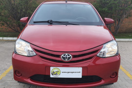 Toyota ETIOS X Sedan 1.5 Flex 16V 4p Mec. 2016 Flex