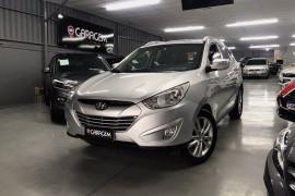 Hyundai ix35 2.0 16V 170cv 2WD/4WD Aut. 2012 Gasolina