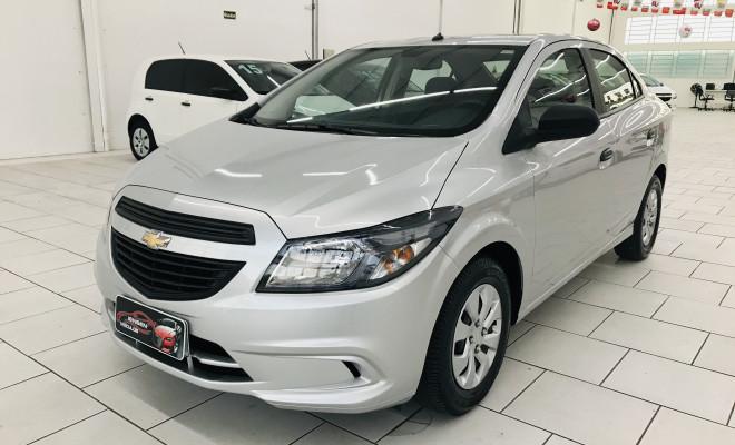 GM - Chevrolet PRISMA Sed. Joy/ LS 1.0 8V FlexPower 4p 2019 Flex