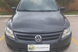 VW - VolksWagen Gol (novo) 1.0 Mi Total Flex 8V 4p 2011 Flex
