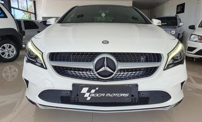 Mercedes-Benz CLA-200 Vision 1.6 TB 16V Flex Aut. 2017 Flex