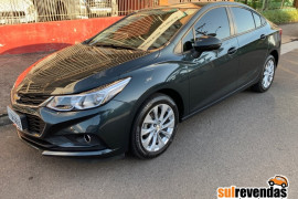 GM - Chevrolet CRUZE LT 1.4 16V Turbo Flex 4p Aut. 2018 Flex