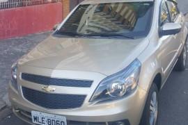 GM - Chevrolet AGILE LT 1.4 MPFI 8V FlexPower 5p 2013 Flex