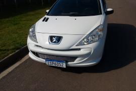 Peugeot 207 XR 1.4 Flex 8V 5p 2012 Flex