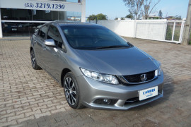 Honda Civic Sedan LXR 2.0 Flexone 16V Aut. 4p 2015 Flex