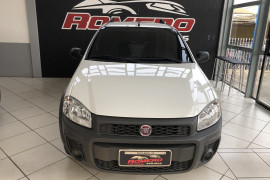 Fiat Strada Working HARD 1.4 Fire Flex 8V CS 2018 Flex