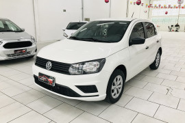 VW - VolksWagen Gol 1.0 Flex 12V 5p 2019 Flex