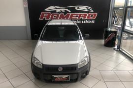 Fiat Strada Working 1.4 mpi Fire Flex 8V CS 2014 Flex