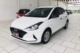 Hyundai HB20 Sense 1.0 Flex 12V Mec. 2020 Flex
