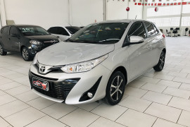 Toyota YARIS XS Connect 1.5 Flex 16V 5p Aut. 2020 Gasolina