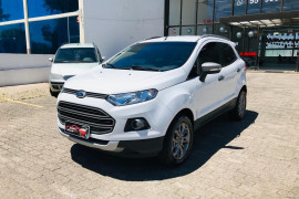 Ford EcoSport FREESTYLE 1.6 16V Flex 5p 2015 Flex