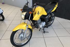 HONDA CG 125 FAN ES 2014 Gasolina